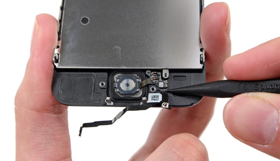 Ремонт кнопки включения IPhone